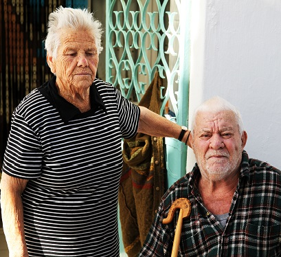 מימון הטיפול בהורים מזדקנים